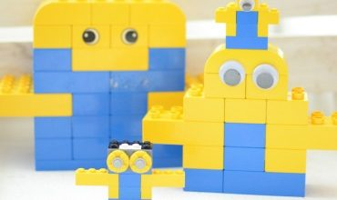 Lego Minions. SunshineandHurricanes.com