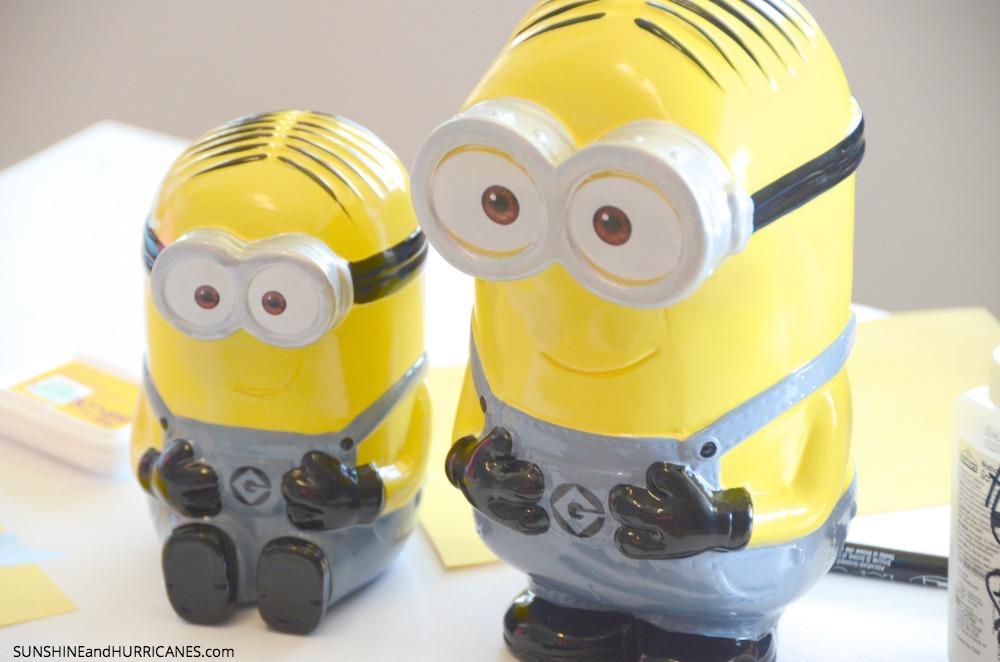 Minion Lego SunshineandHurricanes.com