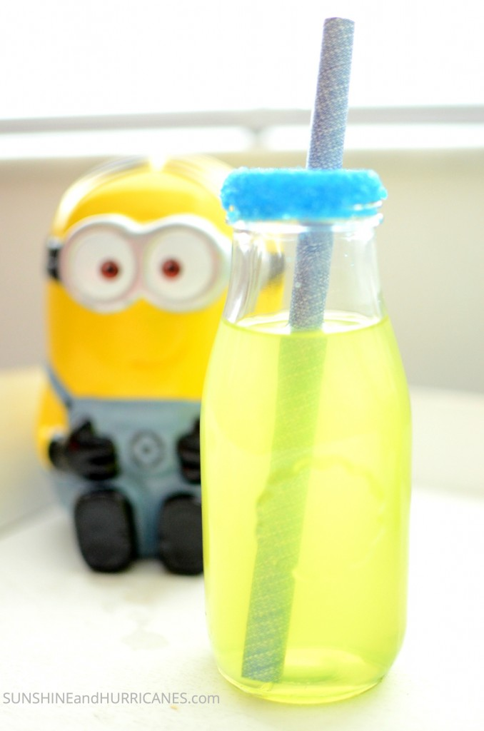 Minion Mocktail