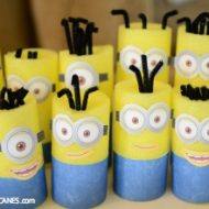 Minion Games – Nerf and Bowling