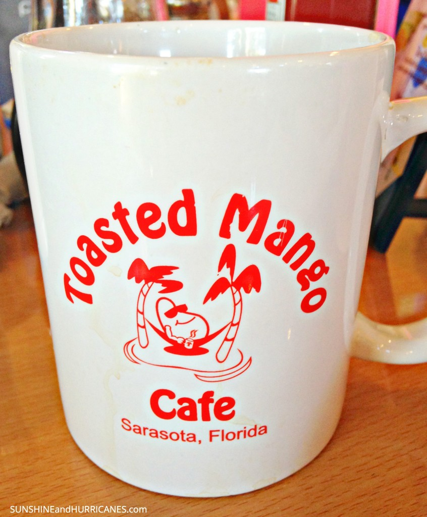 Heading to Florida? Don't miss out on a stop in Sarasota and definitely stop by the Toasted Mango Cafe for the best breakfast you'll find just about anywhere. The mango butter is to die for! Florida Family Travel Sarasota. SunshineandHurricanes.com