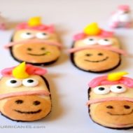 Despicable Me Unicorn Cookies