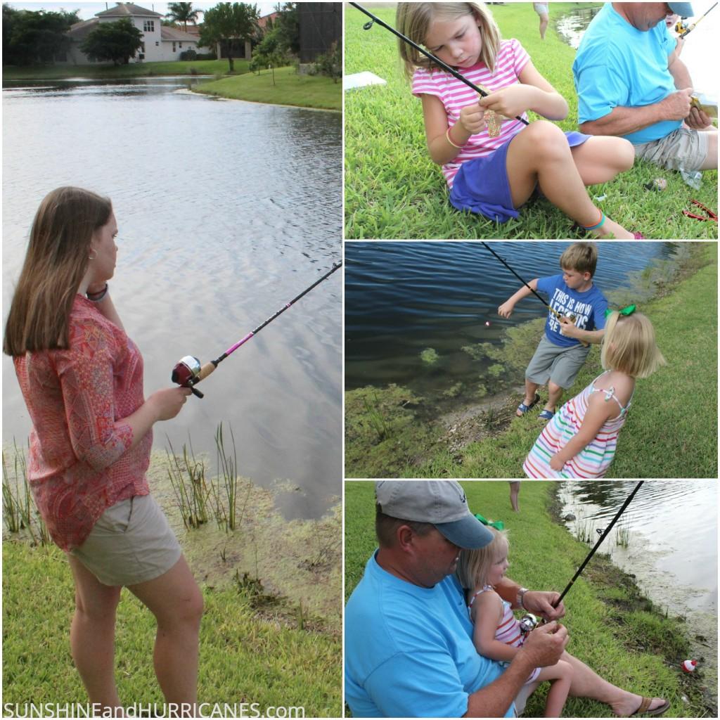 Family Fishing Tips