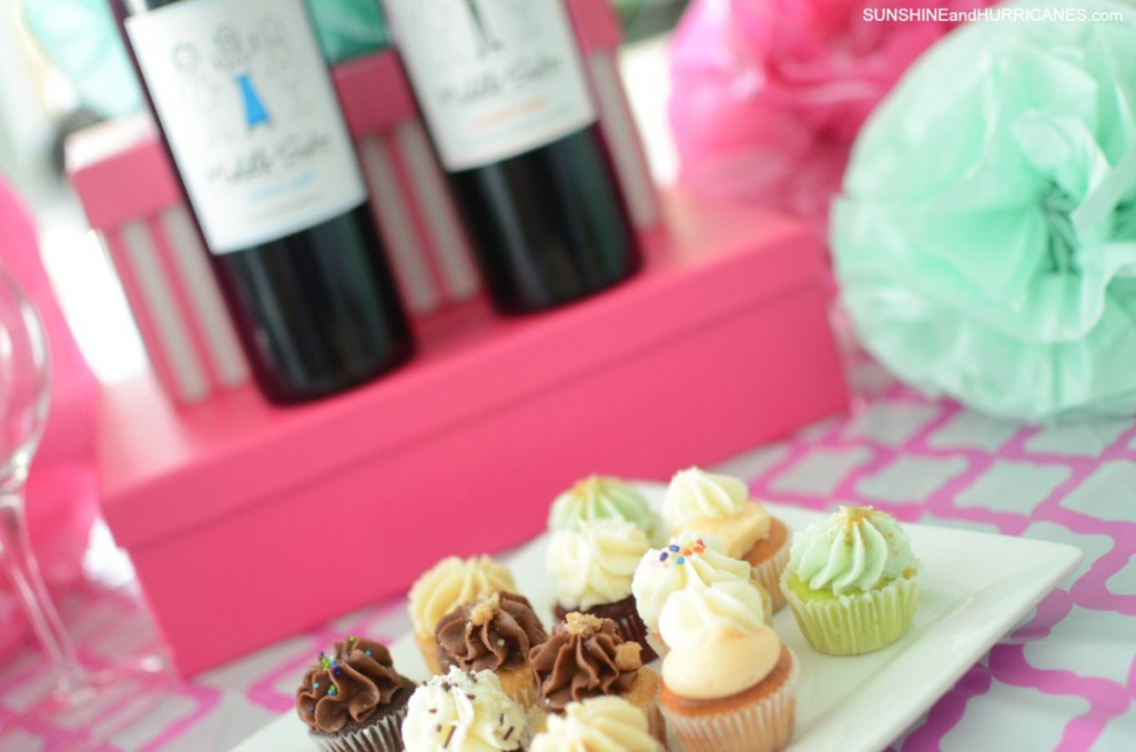 A Wine and Dessert theme is an easy way to have a fun and classy book club get together. Hosting a Book Club. SunshneandHurricanes.com