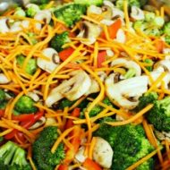 Simple Summer Stir Fry