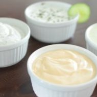 Four Dip Recipes for Game Day or After School Snacks