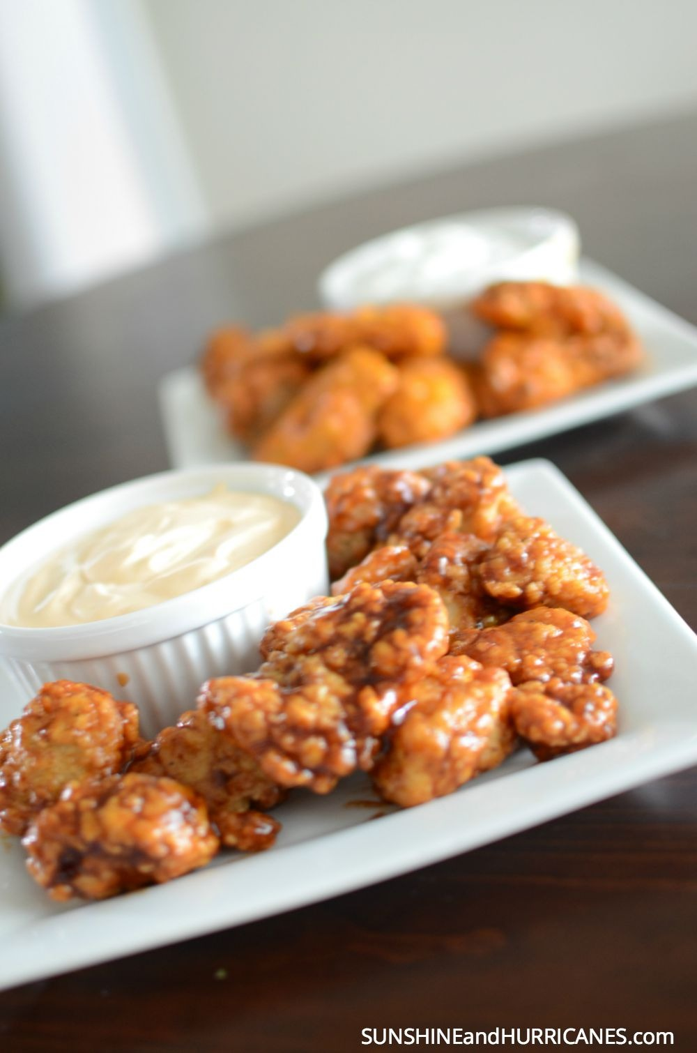 Looking for a quick and delicious after school snack, weeknight dinner option or even game day food? We've got 4 dip recipes that would go great with wings, veggies, crackers and chips. You know, because who doesn't love to dip their food?! 4 easy dip recipes. SunshineandHurricanes.com