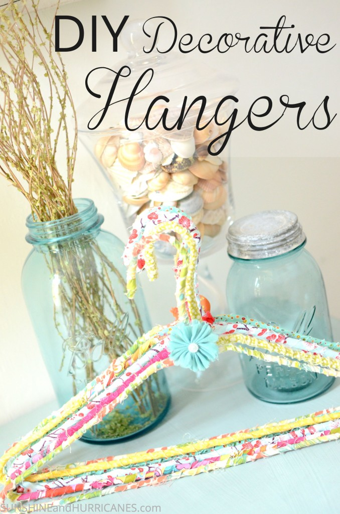 Simple crafts for teens decorative hangers is a fun craft girls will enjoy. Youth groups, a party, camp, or a fun gift idea for all ages.