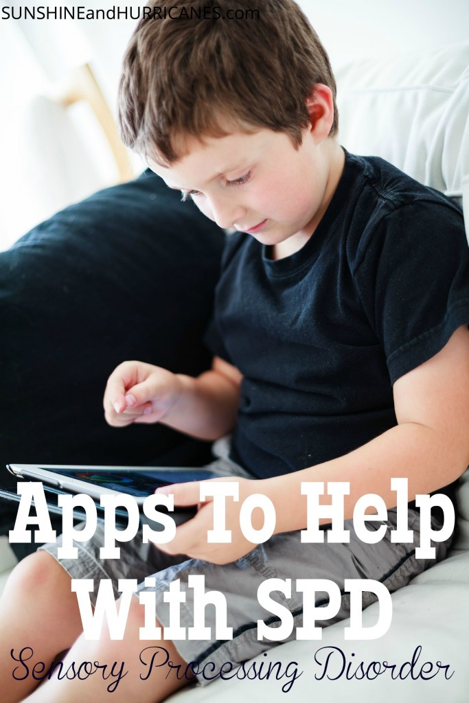 These Apps For Sensory Processing Disorder can be a helpful resource for occupational therapists, parents, and teachers.
