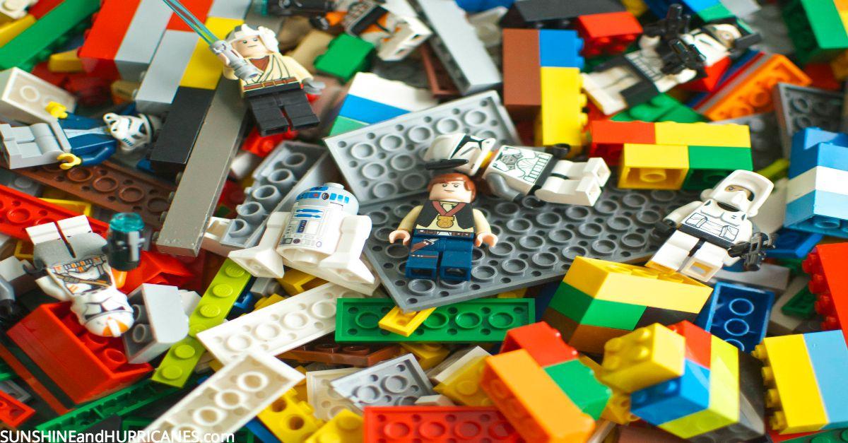 Lego Star Wars Printable Game Cards