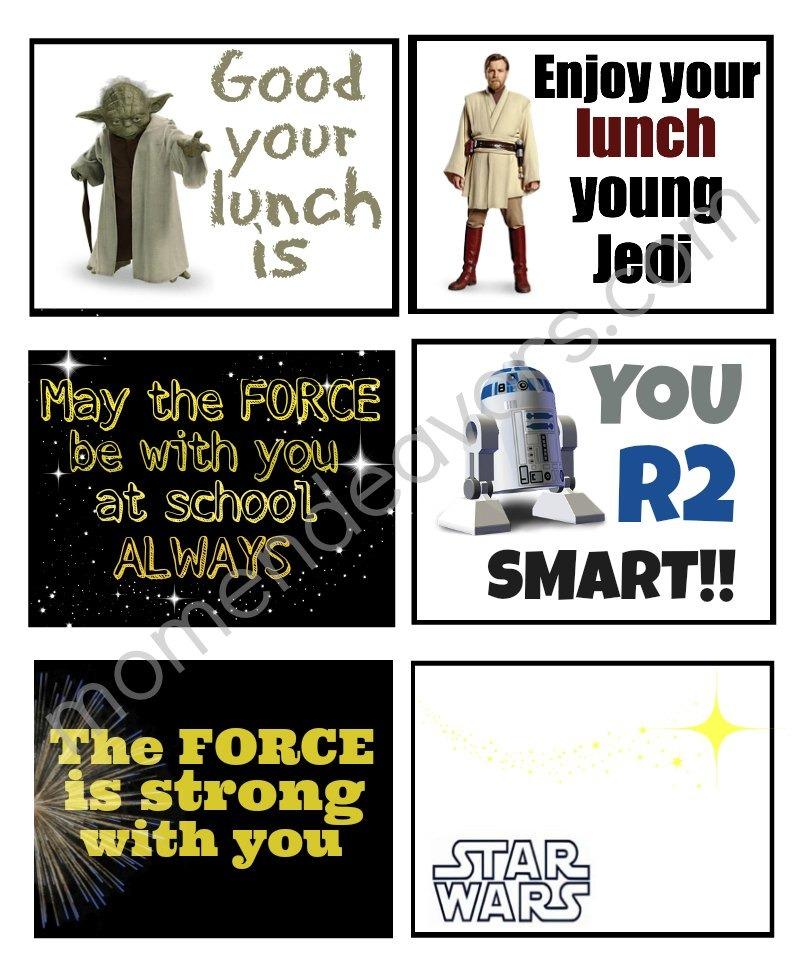 Ultimate Star Wars Printables Round Up