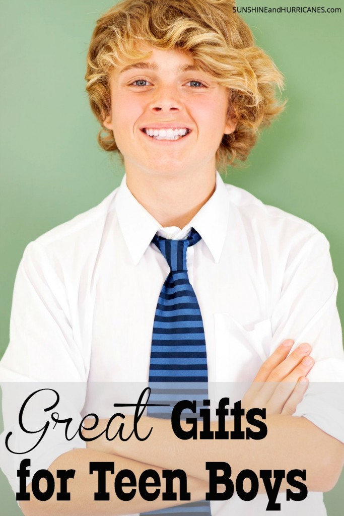 Stocking Stuffers for Teen Boys - Ideas From Teens
