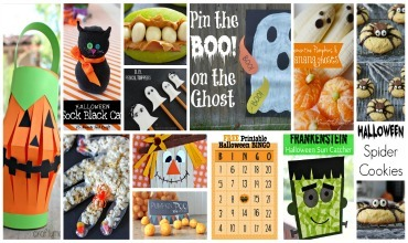 Halloween Party Ideas Round-Up