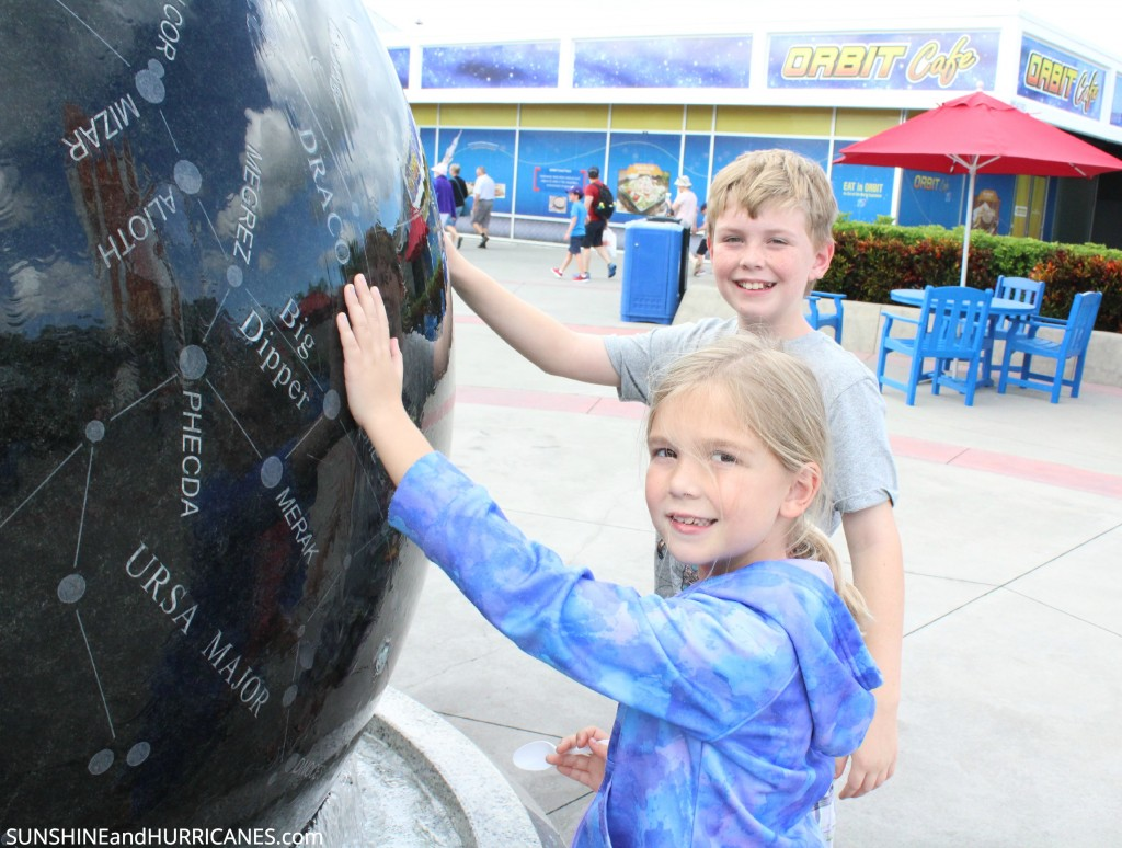 Family fun for all ages at The Kennedy Space Center on Florida's East Coast