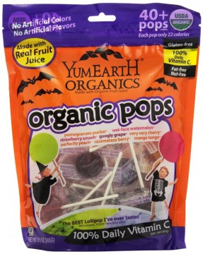 Healthy Halloween Treats - 10 Alternatives to Candy for Halloween