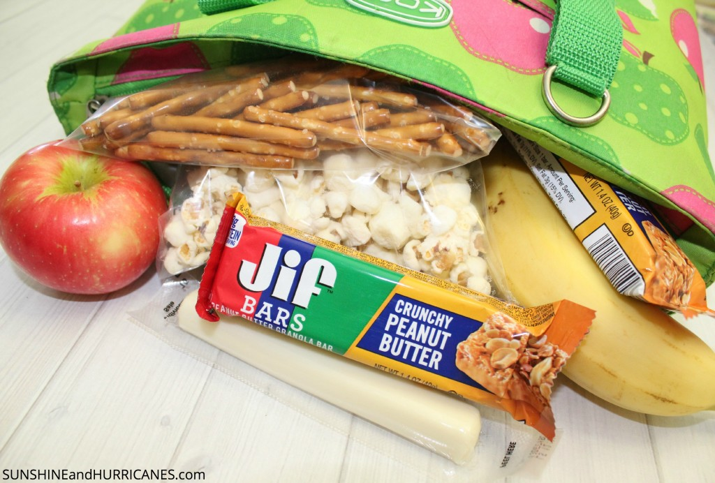 Snack Ideas For Busy Families