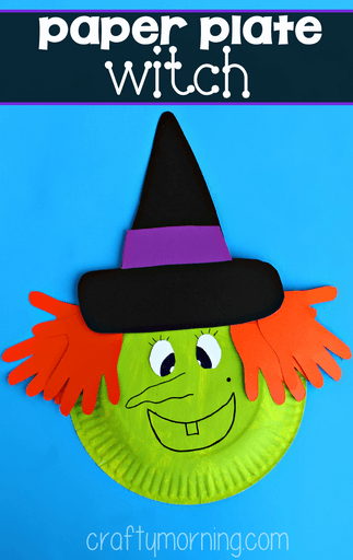 Halloween Party Ideas - Witch Craft