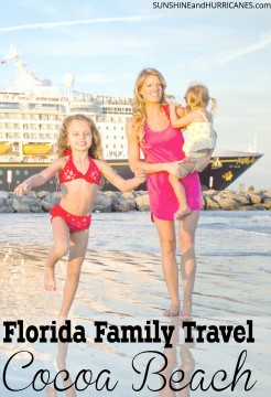 Looking for the closest beach to the Orlando area? Embarking on a Disney cruise and want to stay close to the port? The Cocoa BEach are is full of fun family activities for kids, tweens, teens, and adults! Spend an afternoon at the zoo, visit Ron Jon surf shop, eat delicious seafood, explore the famous Parker Brothers Building and Jetty Park! There's fun in the sun and plenty to keep families busy on Florida's East Coast. Florida Family Travel Cocoa Beach