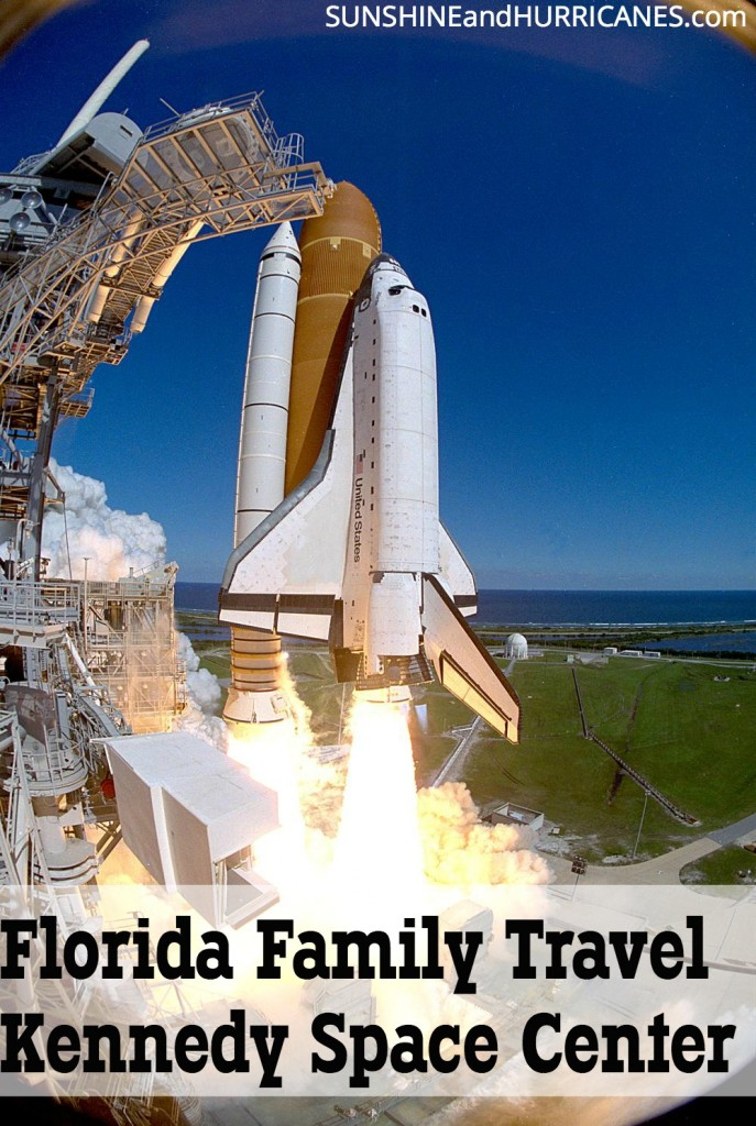 A family adventure that is loaded with out of this world fun, a visit to the Kennedy Space Center in Cape Canaveral, Florida! Less than an hour from Orlando, this NASA experience is great for kids and adults. Explore the history of space travel, ride in shuttle simulators and experience one of a kind learning! Florida Family Travel The Kennedy Space Center