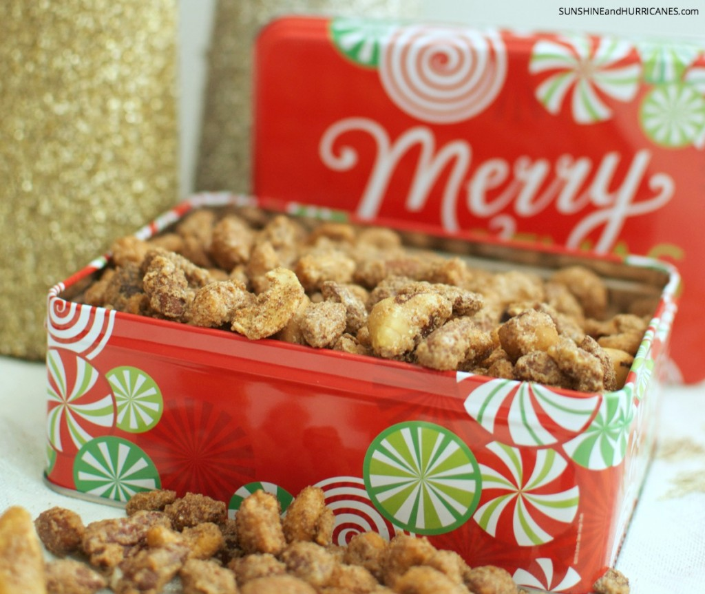 sugared mixed nuts a simple homemade holiday gift