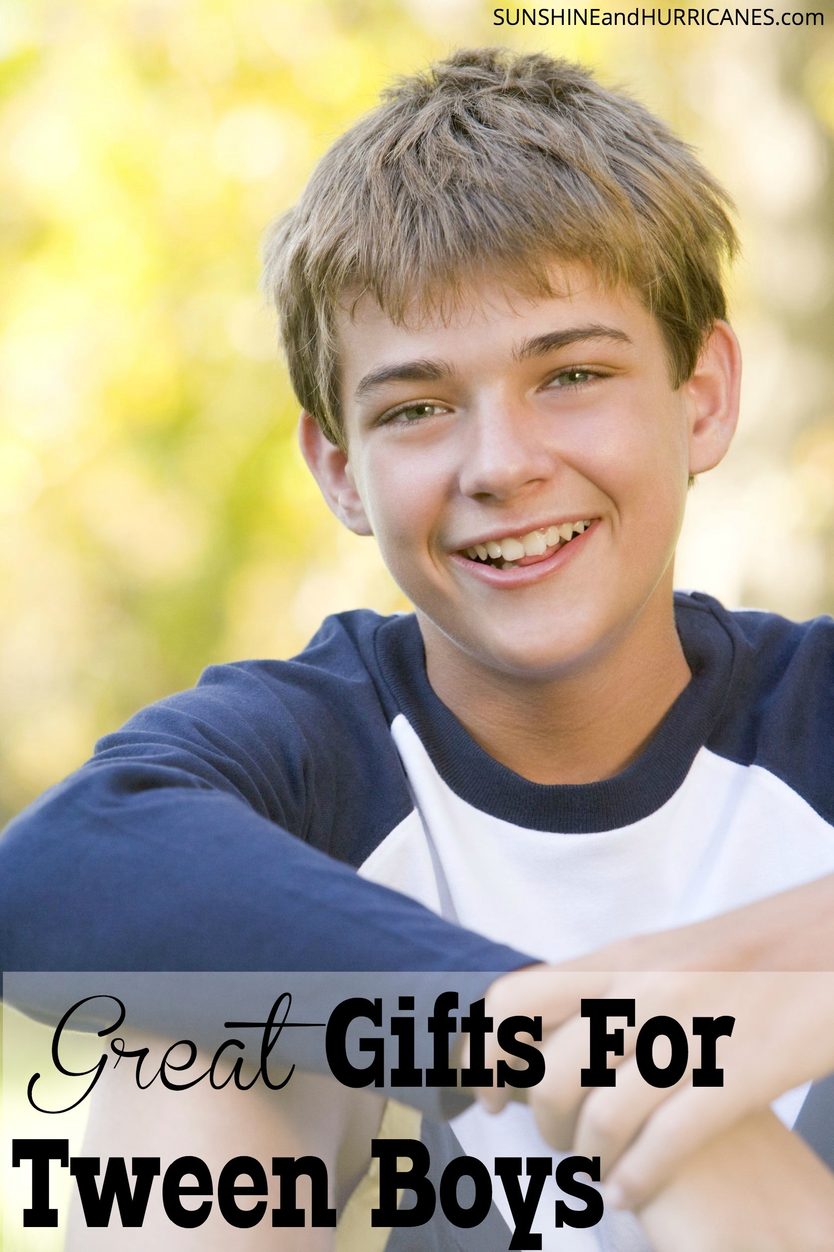 Searching for that perfect gift for a tween boy? We've got lots of ideas that'll be ahit with any boy in 5th to 8th grade and beyond. This in between age can be a challenge and these screen free options will keep his mind engaged. Great gifts for Tween Boys.