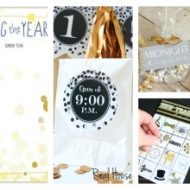 New Years Eve Printables – Fun Ways to Celebrate as a Family