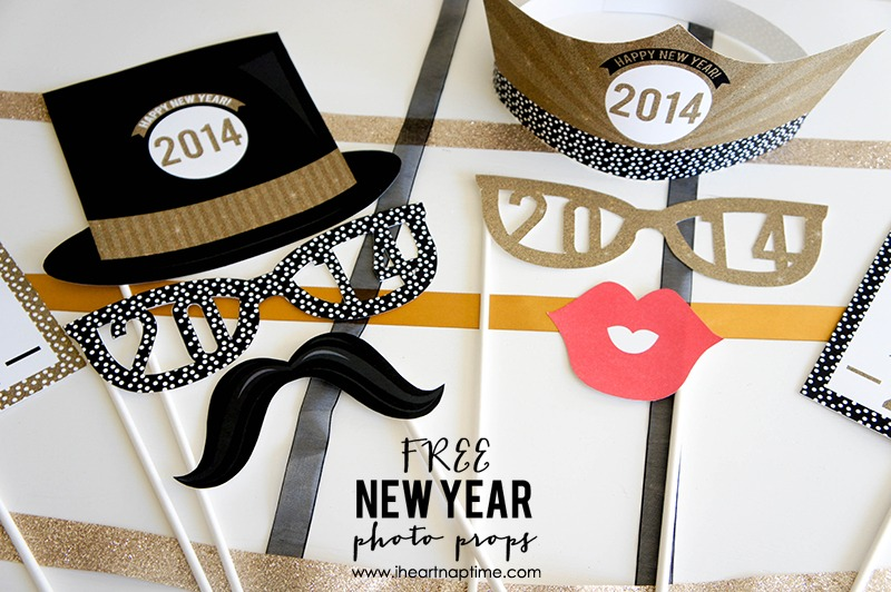 New Years Eve Printables Fun Ways To Celebrate As A Family