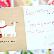 How to Show Appreciation with Thoughtful Simple Gifts
