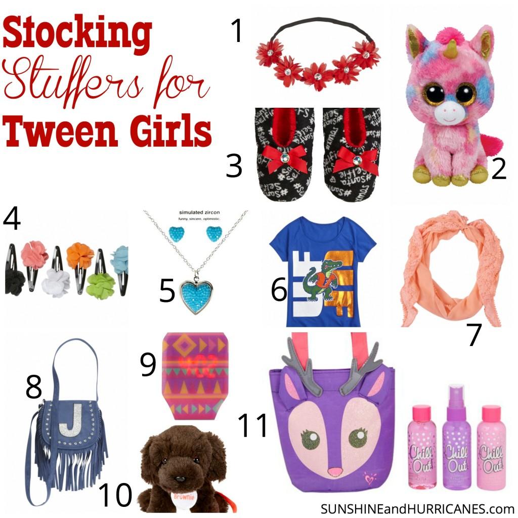Stocking Stuffers For Tween Girls