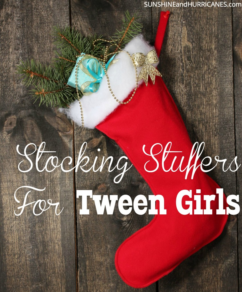 Discover the coolest trends for tweens in this handy guide. From whimsical to practical, we've got ideas tween girls will love and that'll make you the hero of the holidays! Move over Santa, these easy suggestions will delight any tween girl! Stocking Stuffers For Tween Girls