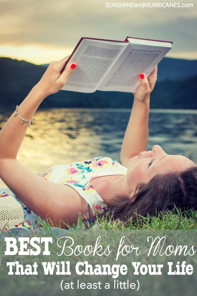 13 Books for Moms that will Change Your Life (at least a little)