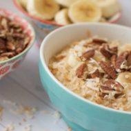 Tropical Breakfast Oatmeal
