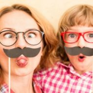 10 Ways To Be Silly And Laugh More With Your Kids