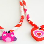 Valentine's Day Necklaces – Super Cute Valentine's Day Craft
