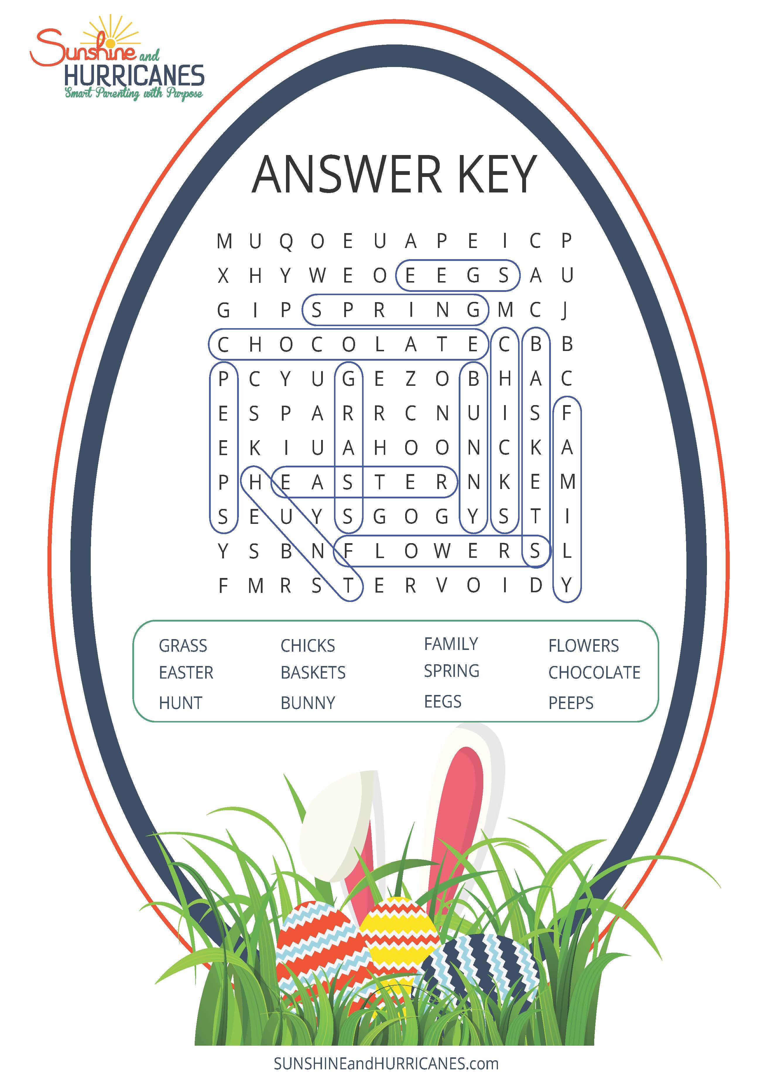 Easter word search ibookread ePUb