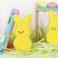 Peeps Easter Houses