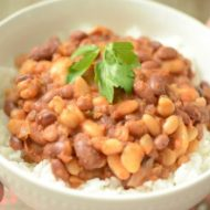 Cajun Rice and Beans Recipe