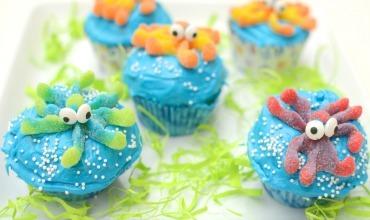 Easy Octopus Cake