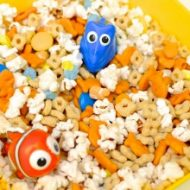 Finding Dory Snack Mix