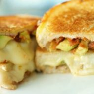 Grilled Cheese Southwestern Style