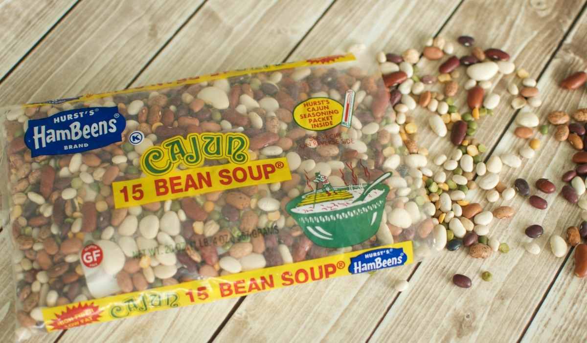 Cajun Rice and Beans Recipe with Hurst Beans