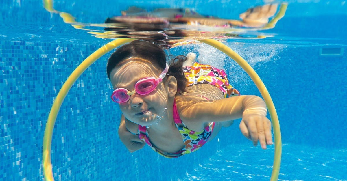 The Best Swimming Games For Kids