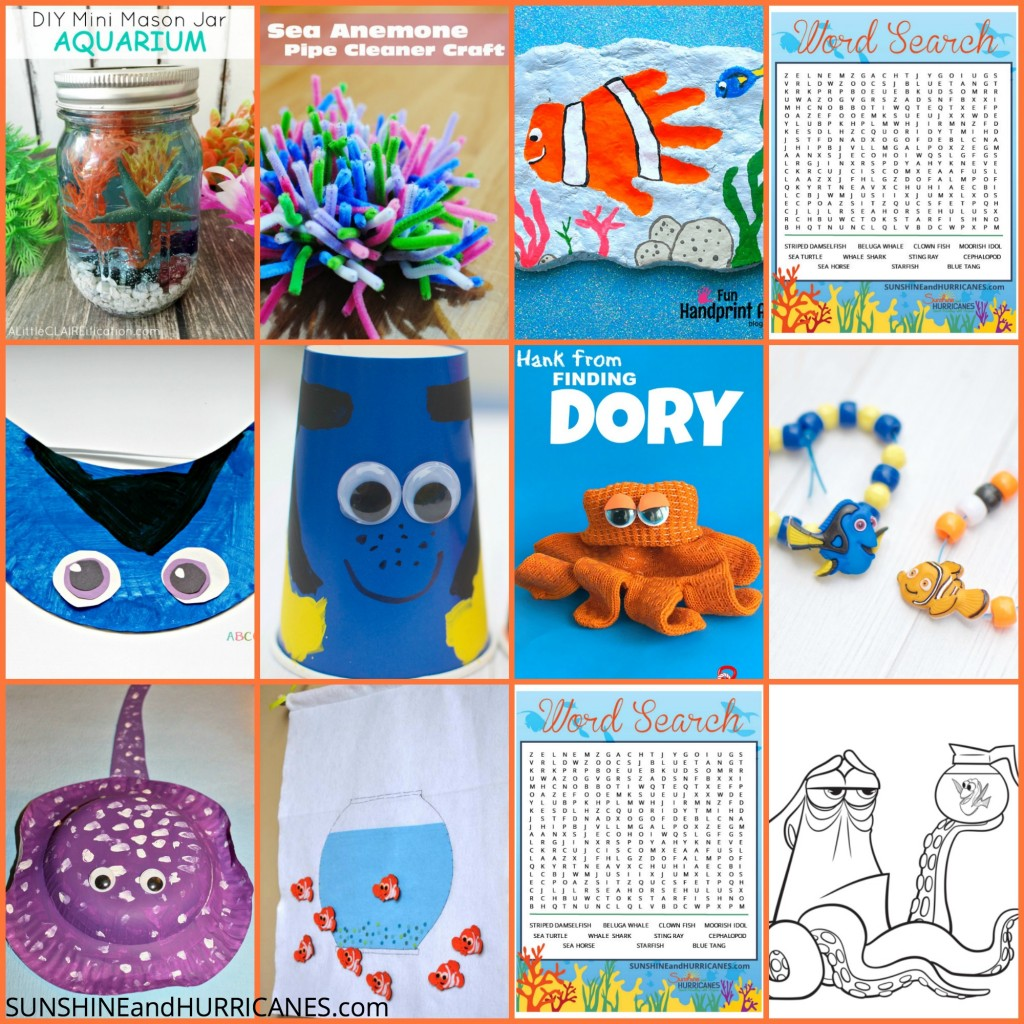 Finding Dory Party Ideas