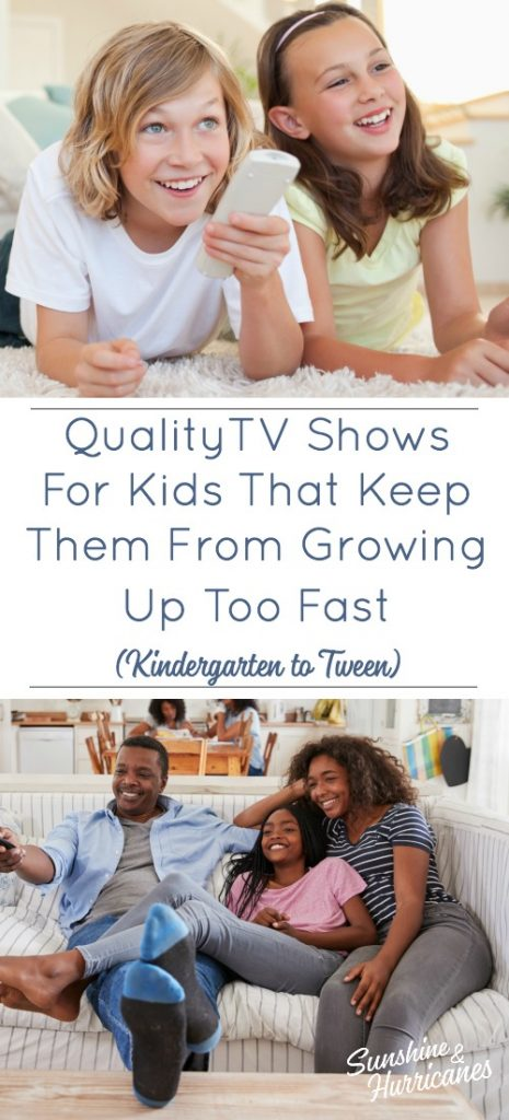 Quality TV Shows for Kids