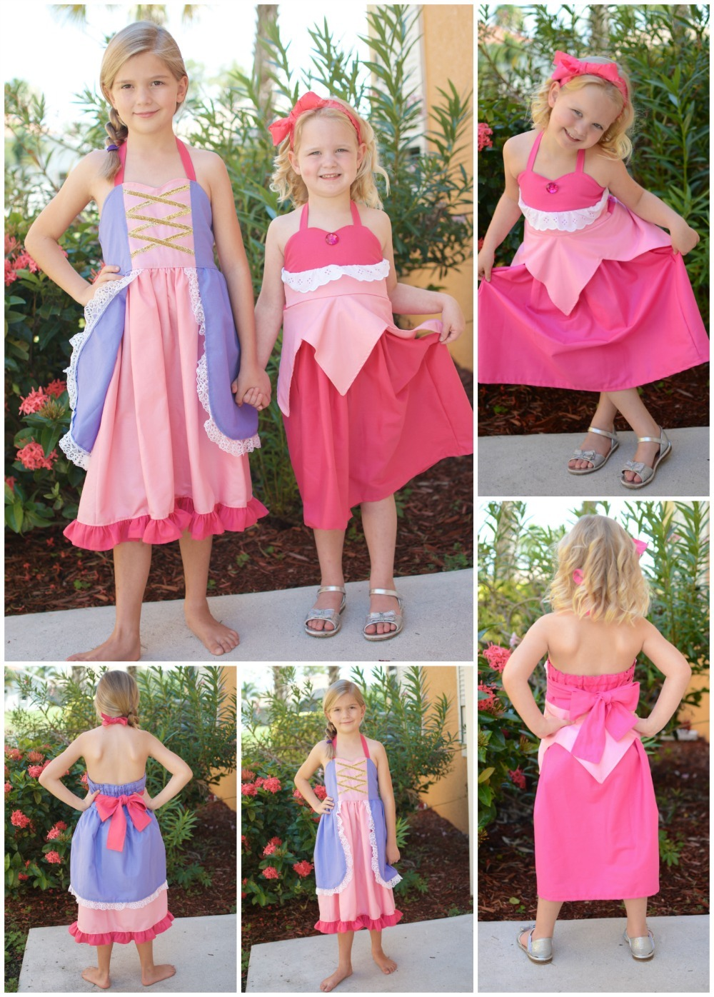 Looking for a cute way to make your Disney Vacation extra special for your little princess. These custom made dresses are so sweet and kind of a steal compared to the costumes you can purchase at the parks themselves. Definitely one of the top 10 things you want to buy before visiting the most magical place on earth. SunshineandHurricanes.com
