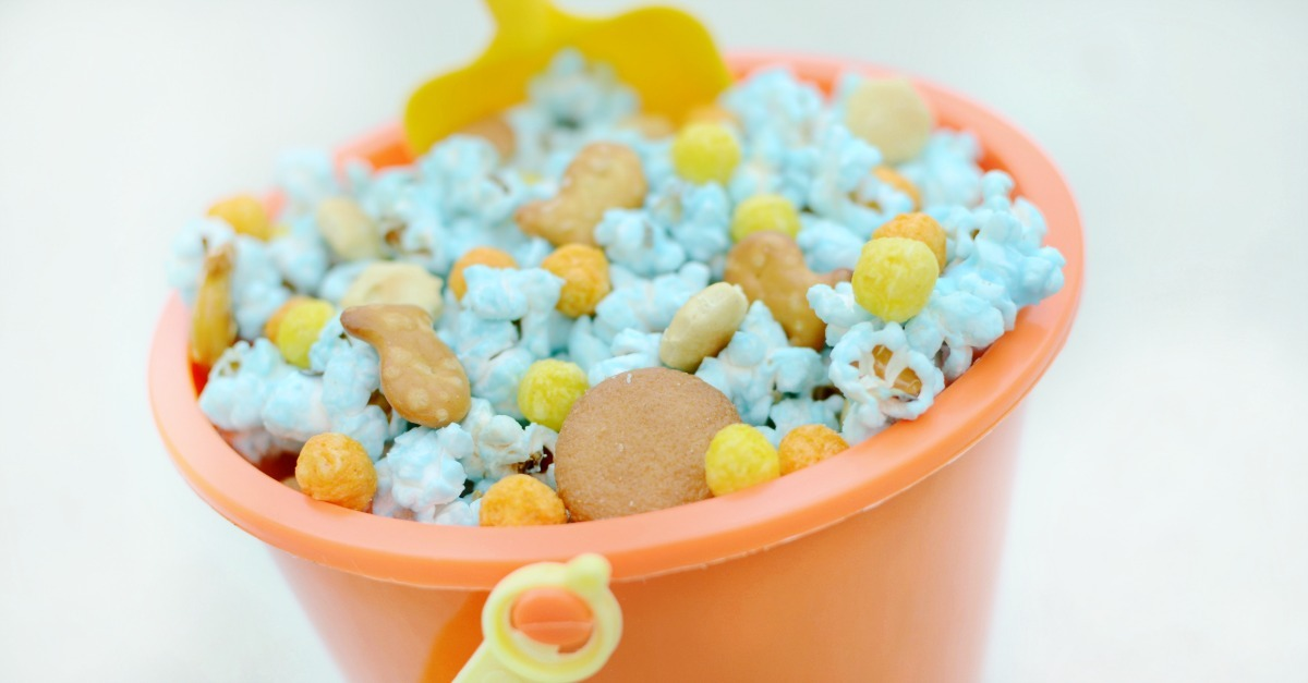 Pool Party Snack Mix
