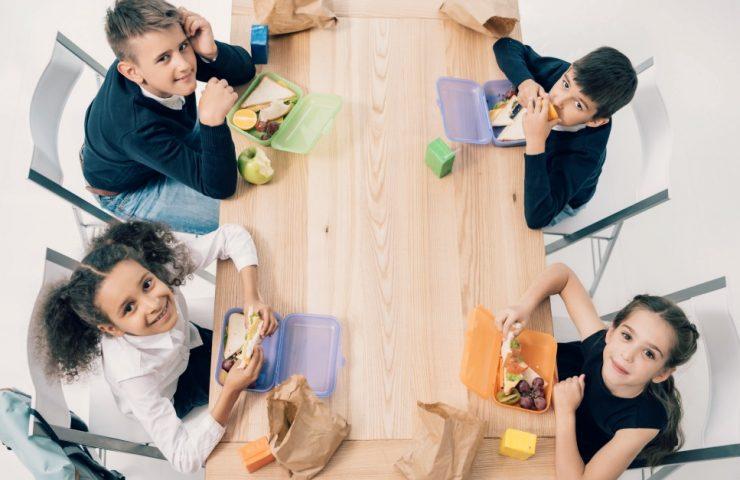 Non Sandwich School Lunch Ideas