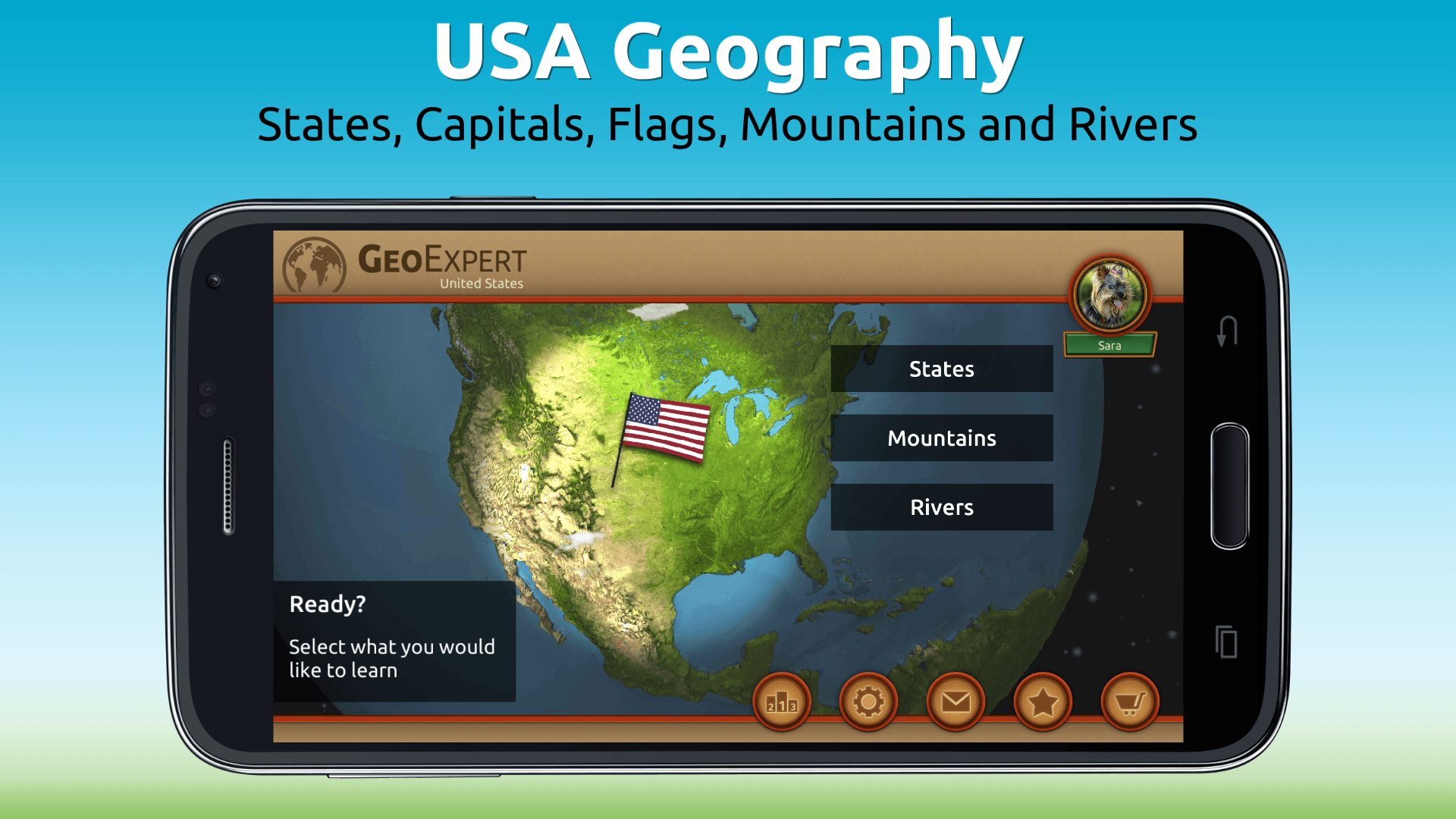 Amazon Underground USA Geography