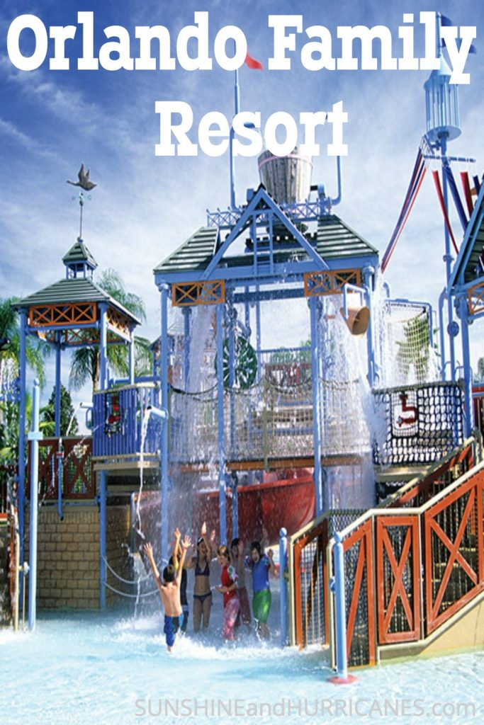 Looking for a fun, family resort in the Orlando area? Reunion Resort has it's own waterpark, 3 championship golf courses, exquisite dining, and a relaxed atmosphere away from the theme park crazy! Stay near Disney World, Universal Studios, Sea World and all the Orlando magic! #partner #reunionResort