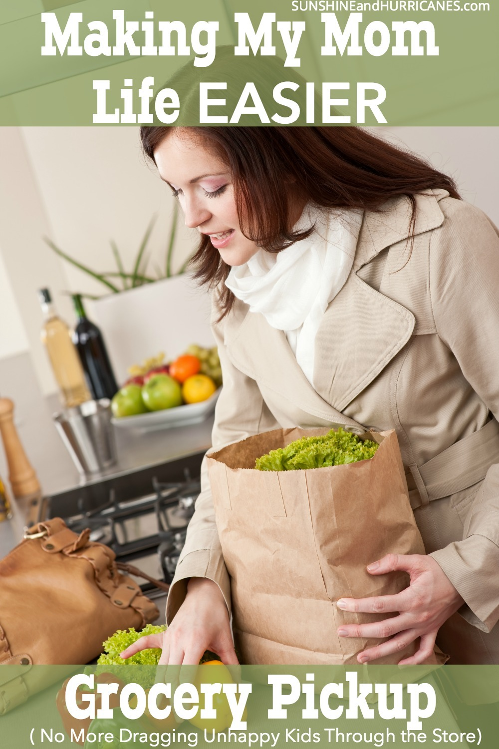 Do you feel like you spend your life at the grocery store? Is it only made worse by the face you often have to drag you're unhappy kids there with you? Being a mom is a tough job, but there are ways to make our lives easier. Grocery Pickup services are the latest and you'll be shocked by what a difference it makes. Learn more. SunshineandHurricanes.com